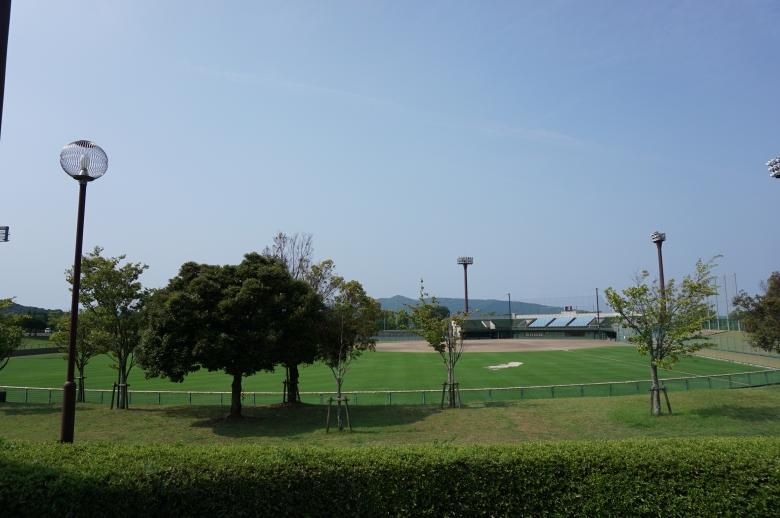 鹿島市民球場