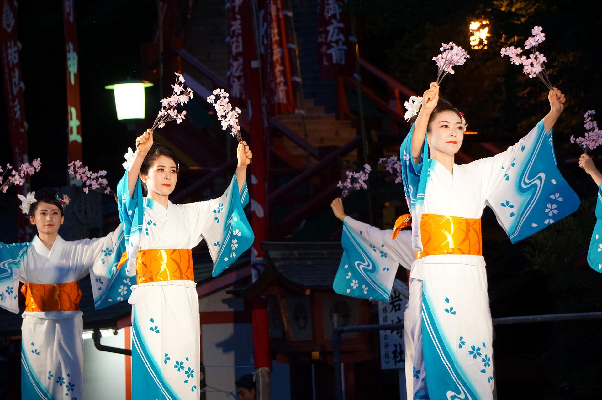 日本舞踊藤松会