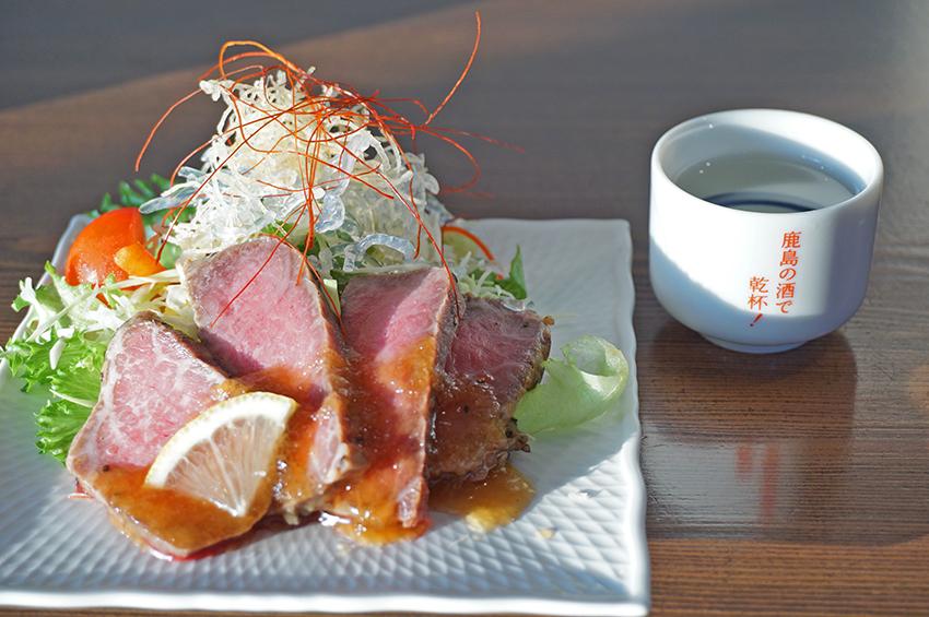 MIYATSU382の佐賀牛ローストビーフ