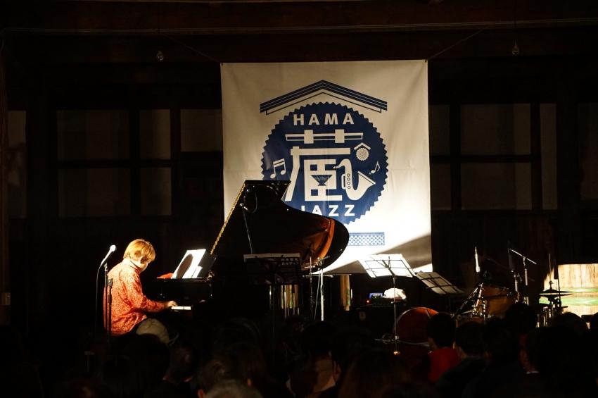 松永貴志氏のピアノソロ