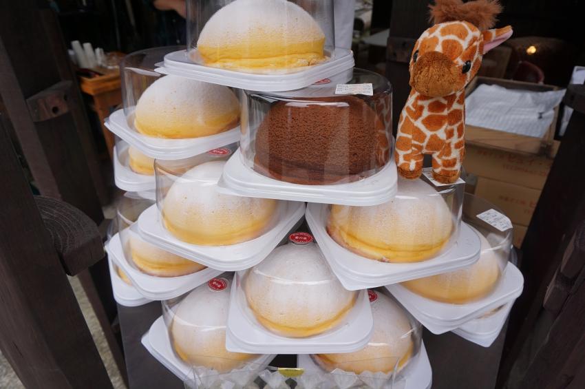 ピュイ・ダムールのチーズケーキ