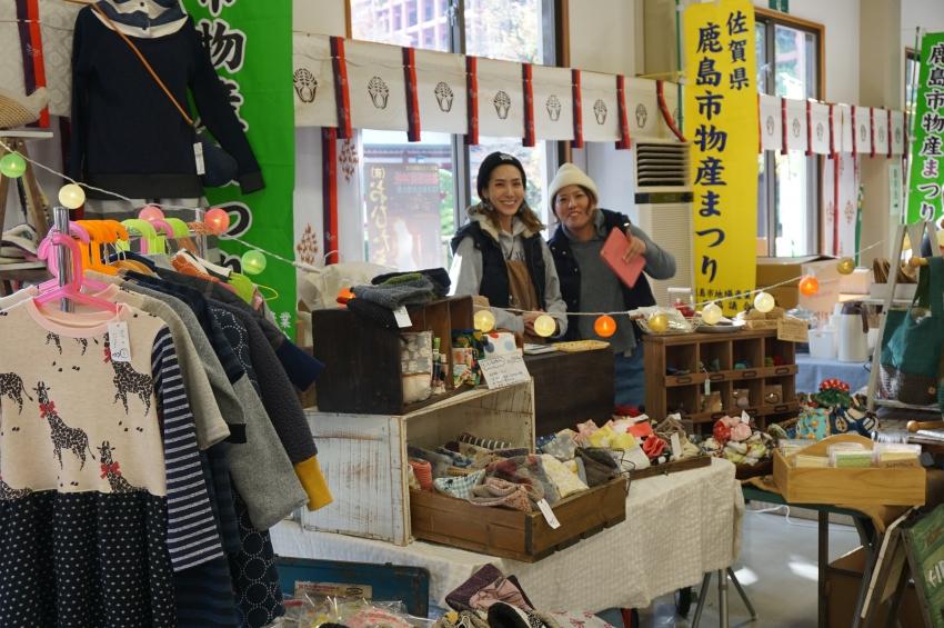 手作り子供服を販売するショップIRO