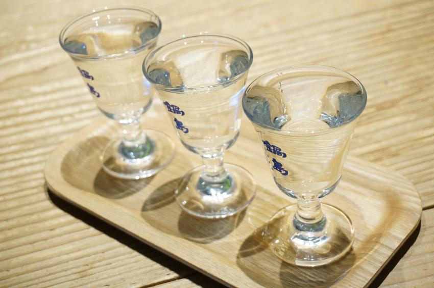 鍋島の飲み比べ